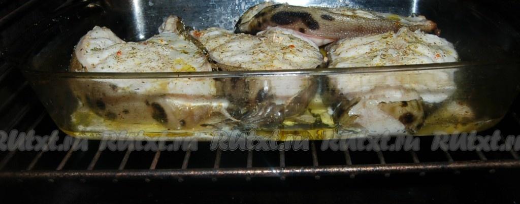 Рыба зубатка рецепты приготовления в духовке в фольге рецепт