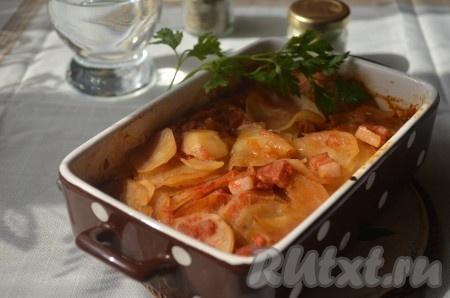 вкусная запеченная горбуша в духовке рецепт с фото