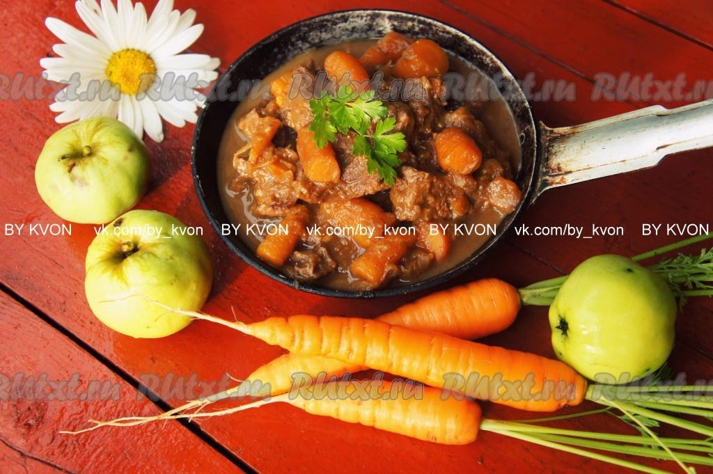 Овощное Рагу В Мультиварке Рецепт изоражения