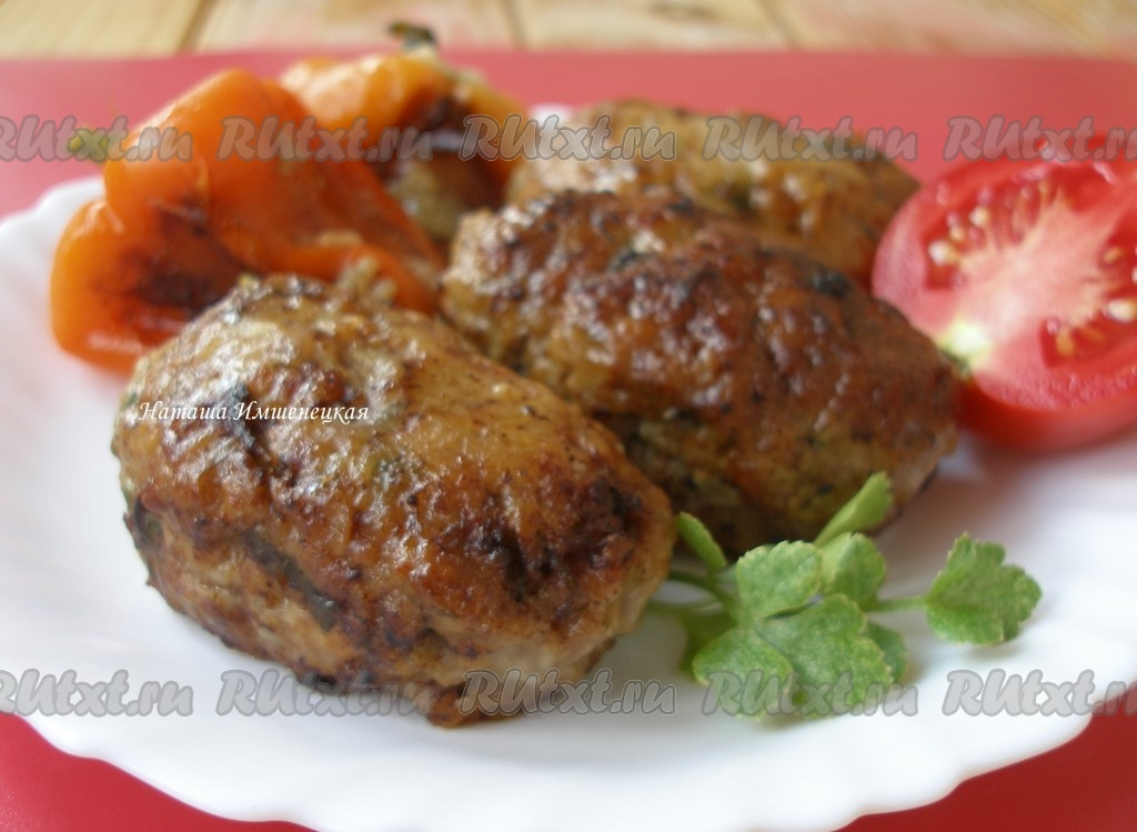 вкусные рецепты котлеты из фарша говядины и свинины