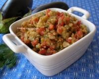 Вкусная баклажанная икра - рецепт пошаговый с фото