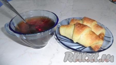 Слойки с яблоками, пошаговый рецепт с фото - Гастроном 60