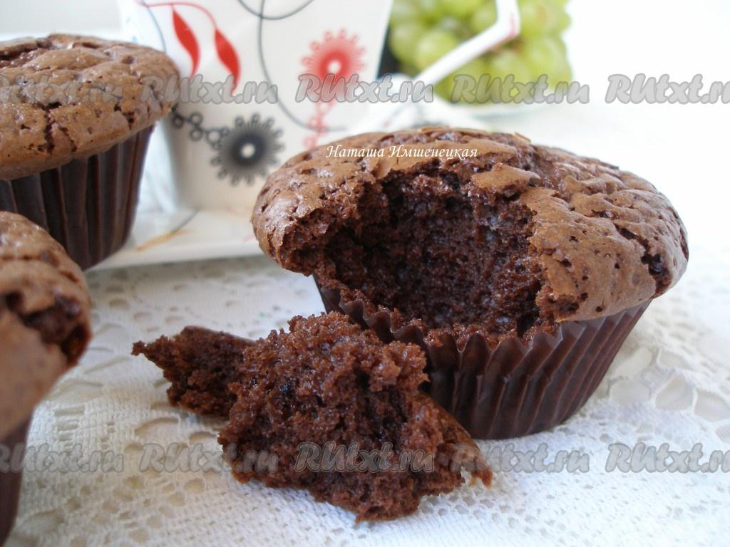 Рецепты Шоколадного Брауни изоражения