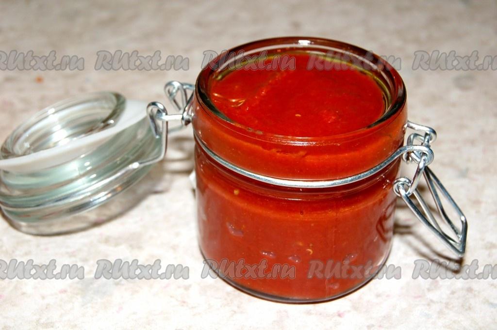 вкусный рецепт томатной пасты