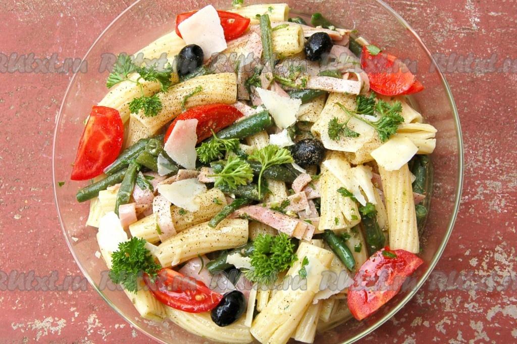 мясо с помидорами и сыром в духовке фото рецепт #11