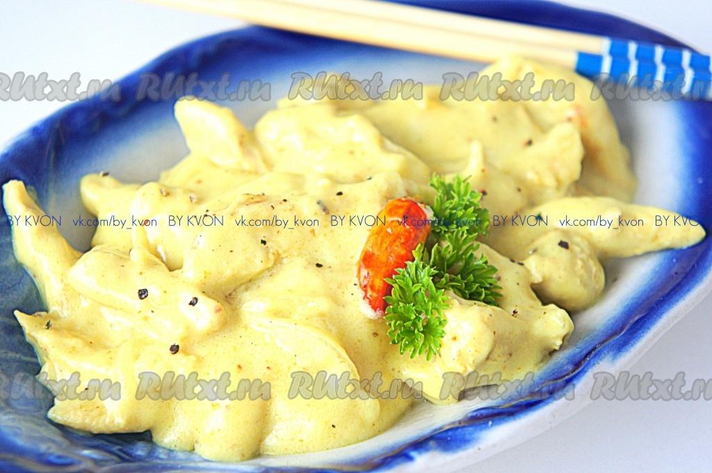 Подлива с куриным филе, рецепт с пошаговыми фото 61