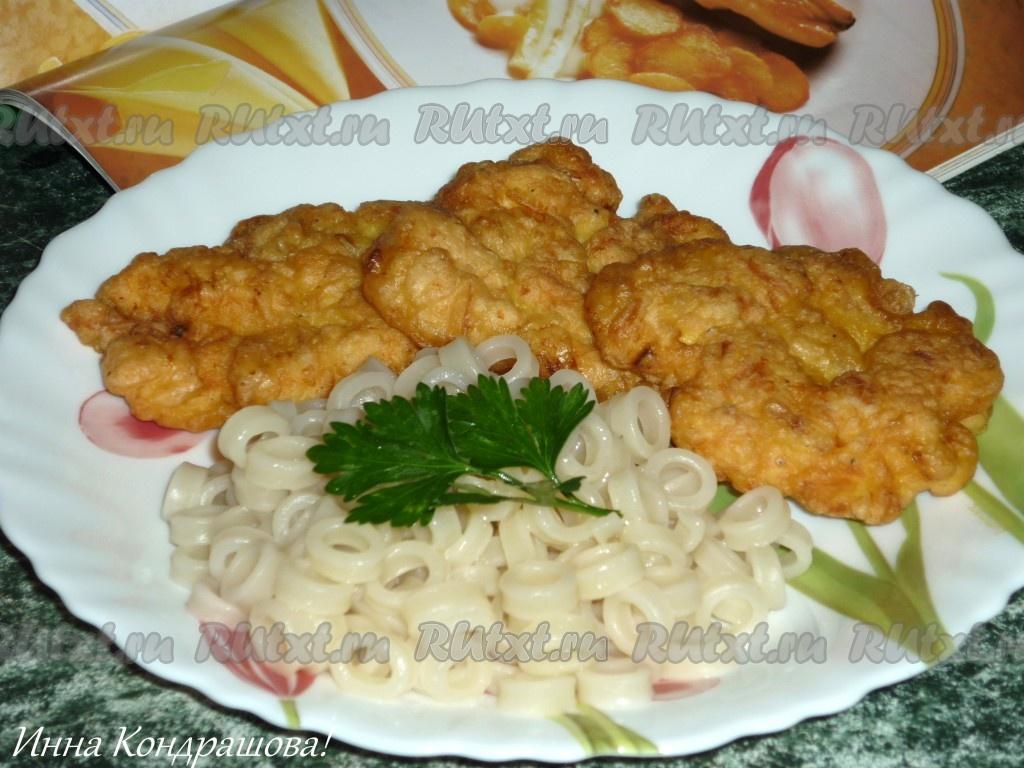 котлеты по-албански из курицы с сыром рецепт