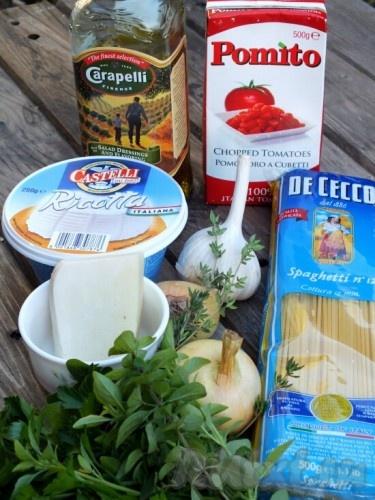 Рецепт соус сливочный для спагетти