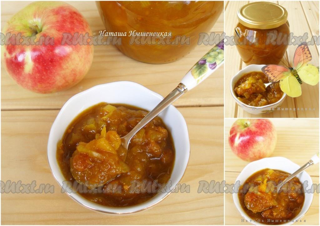 Чатни из яблок рецепт