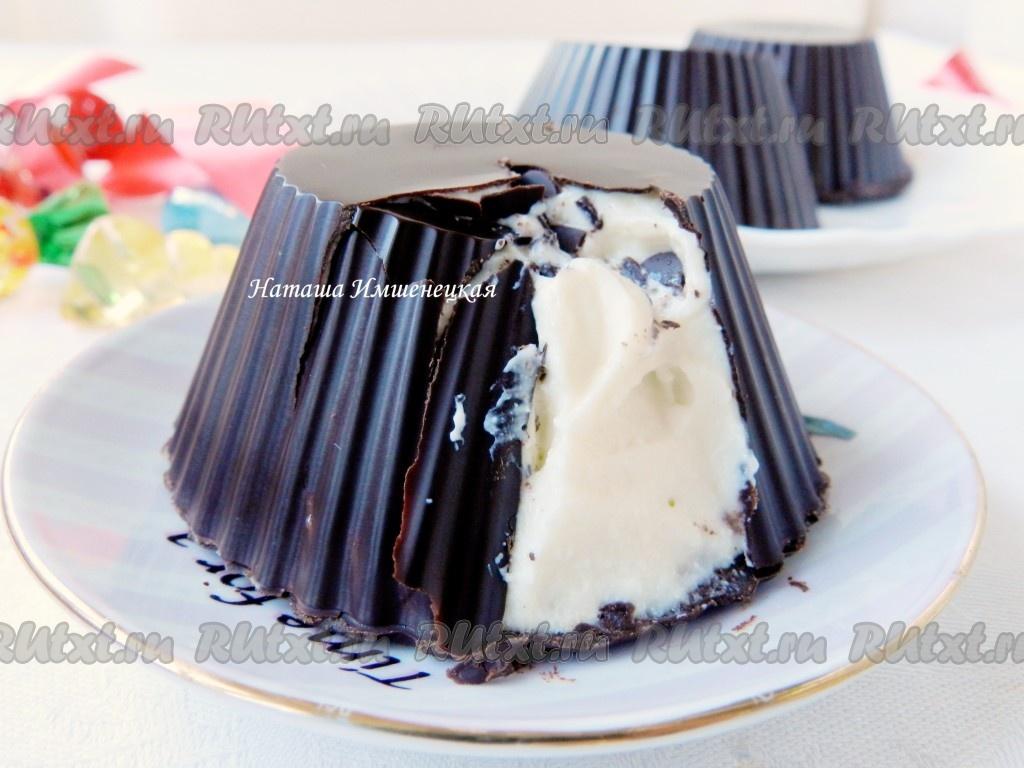 Десерт с творогом рецепты