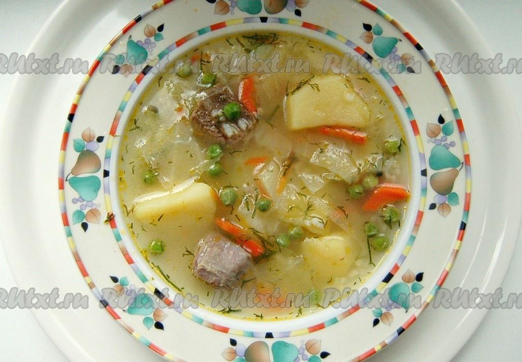классические супы в мультиварке рецепты