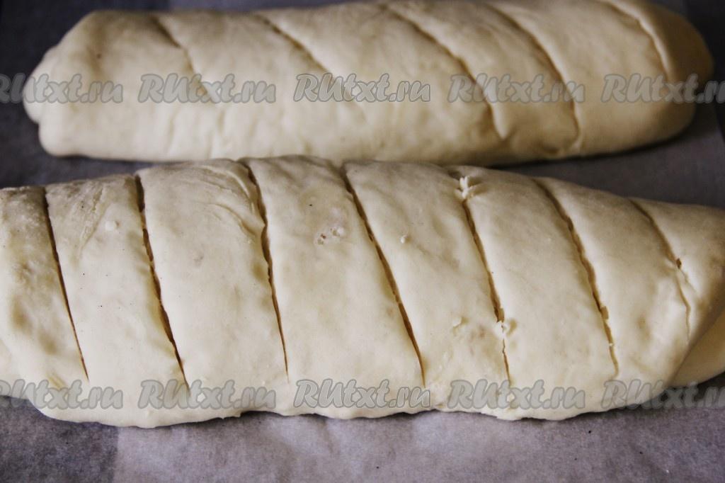 Простой рецепт хлеба в духовке в домашних условиях с фото