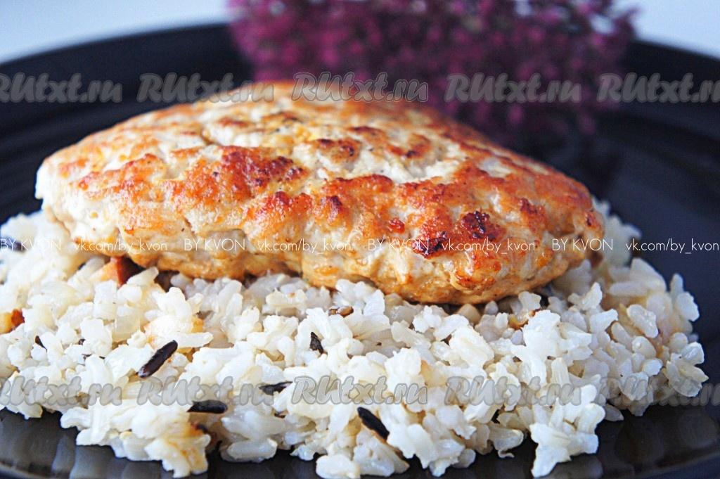 рецепт куриных котлет фаршированных сыром