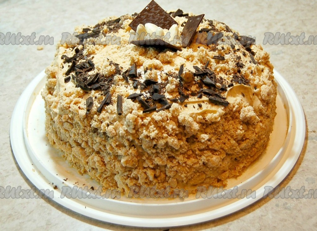 Рецепт очень вкусного торта в домашних условиях 367
