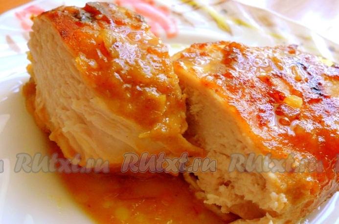 Пошаговые рецепты сочной куриной грудки