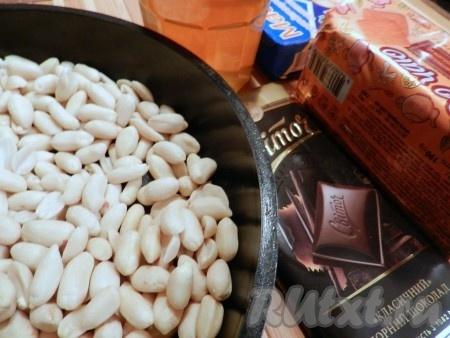 Ингредиенты для приготовления домашних шоколадных конфет