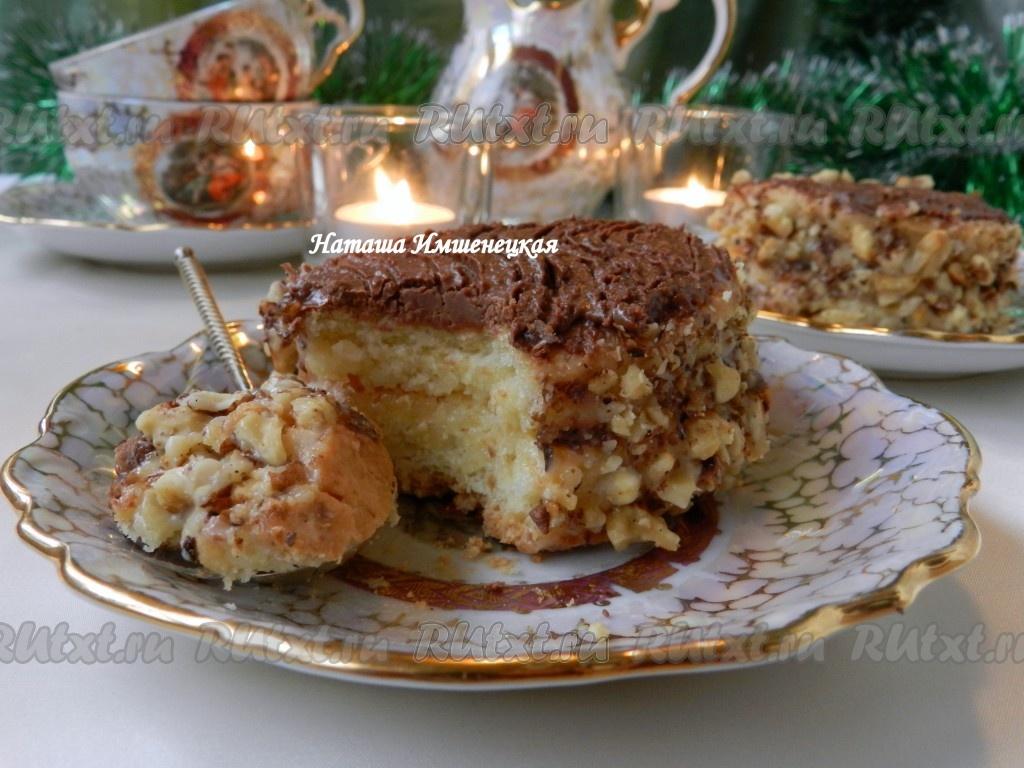 на бисквитные пирожные фото крема