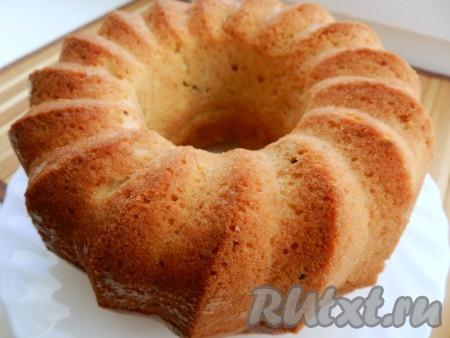 Рецепты выпечки кексов в форме