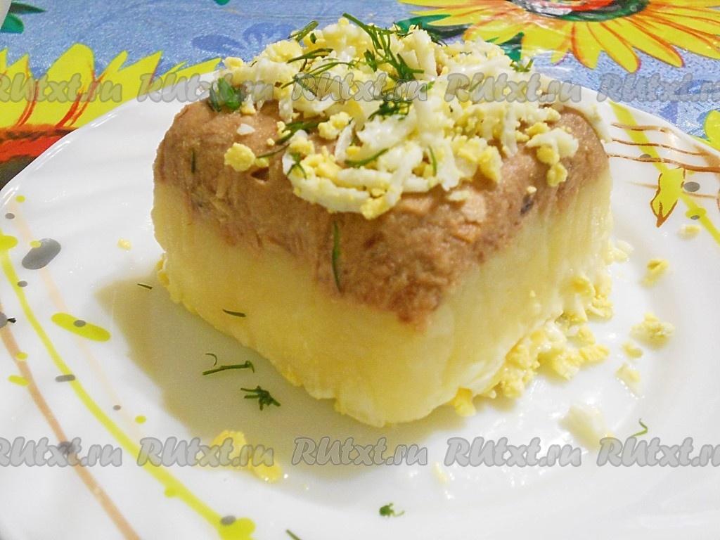 рецепт салата с курой и сыром
