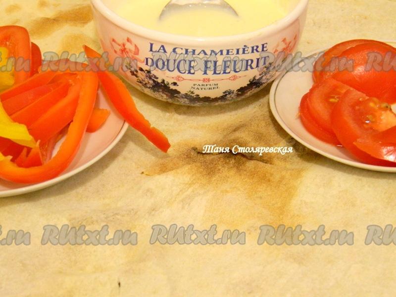 Соус шаверма в домашних условиях пошаговый рецепт