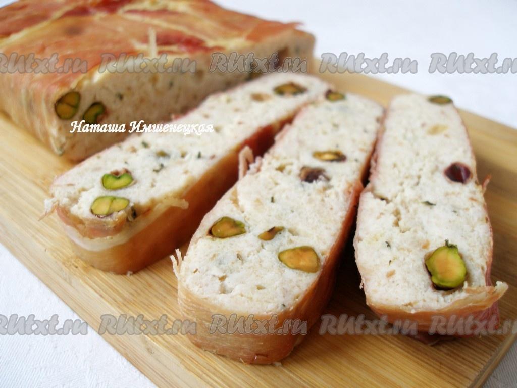 Суфле из индейки рецепты с фото