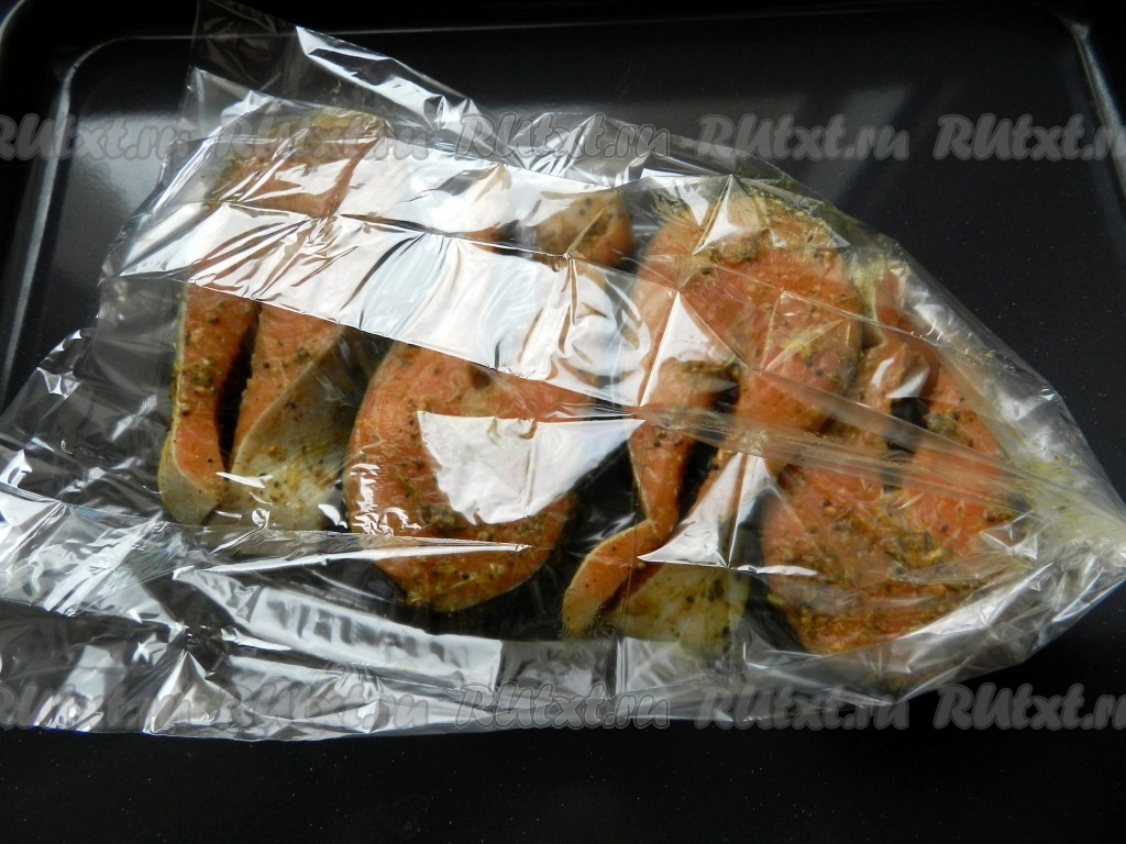 кабачки в рукаве в духовке рецепт