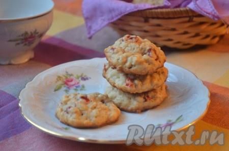 Печенье на молоке рецепты с фото простые
