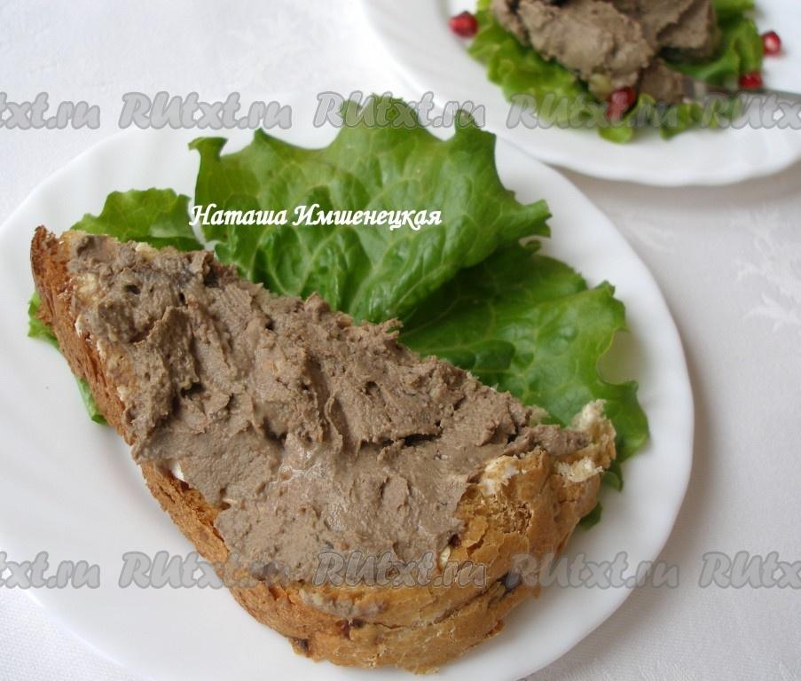 рецепт котлет из печени кролика