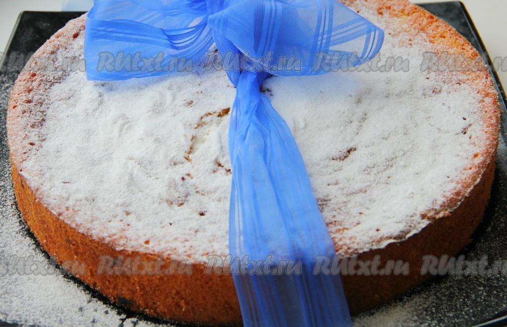 Пирог на кефире  Рецепты Тесто на кефире для пирога Как