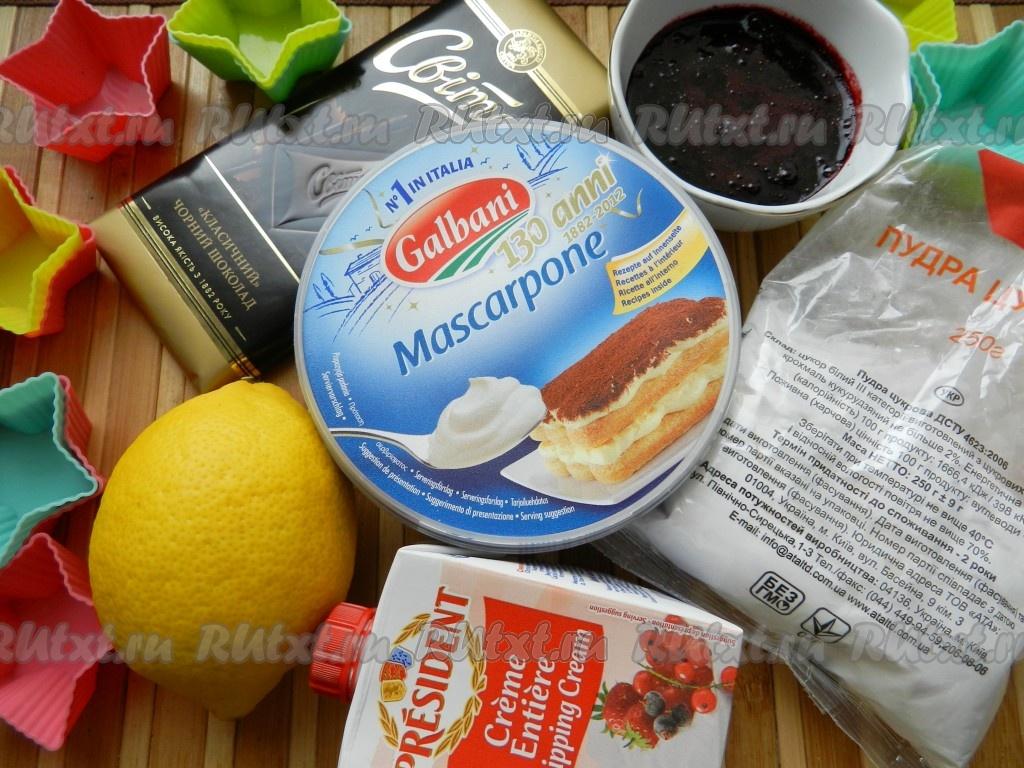 Рецепт торта из желатина и йогурта