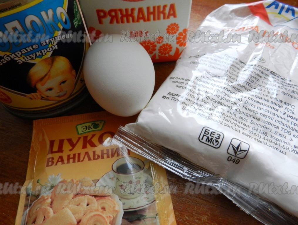 Мороженое без яиц и сливок рецепт