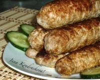 домашние рулеты мясные рецепты с фото