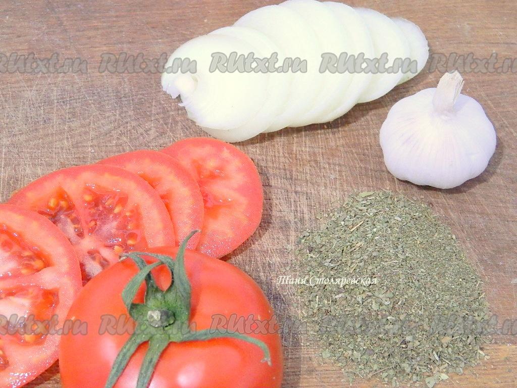 Чиабатта с чесноком в духовке рецепт