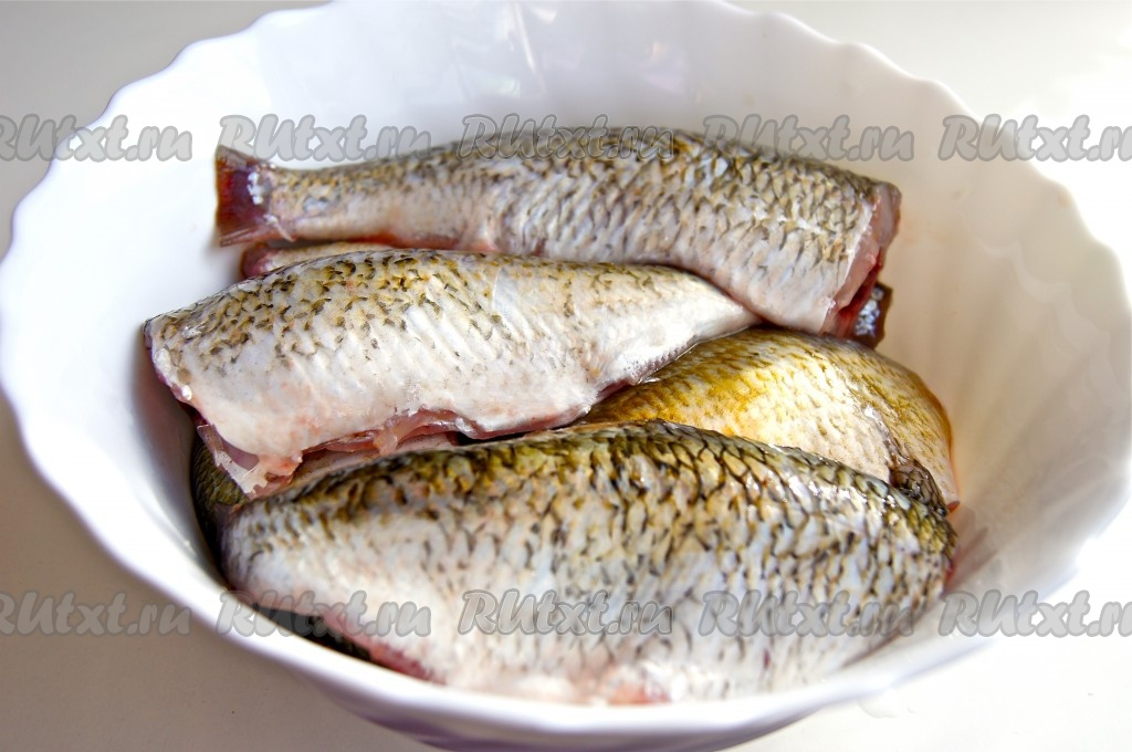 Как приготовить речную рыбу чтобы не было запаха рыбы