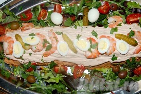 рецепт приготовления рыбного пудинга
