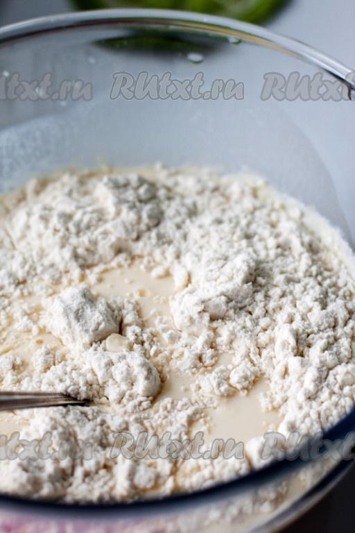 Панкейки на кефире без разрыхлителя рецепт с пошагово в