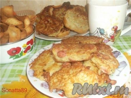 салат из колбасы и картофеля рецепт с фото