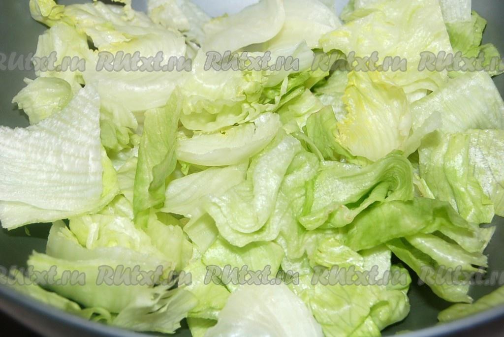 рецепты салатов с маринованной курицей