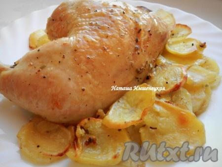 как приготовить курицу в тесте в духовке рецепт