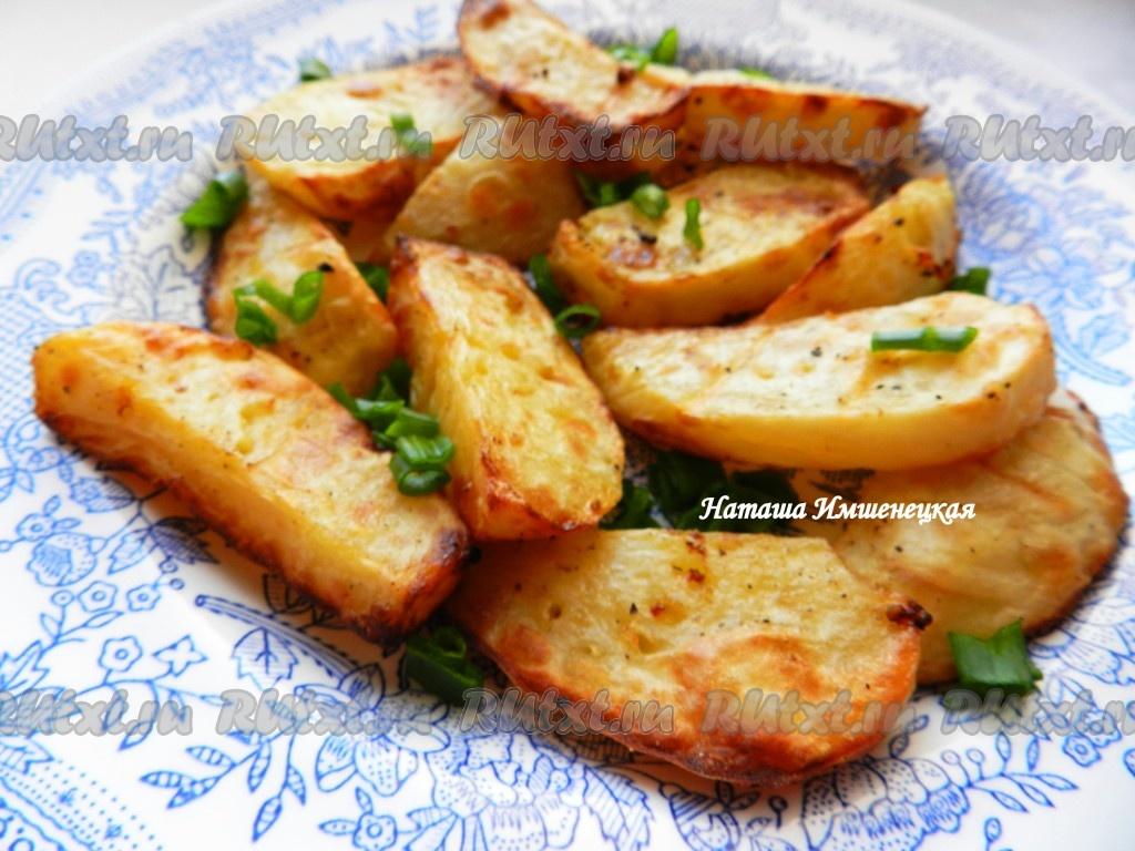 Рецепты для аэрогриля с фото картофель