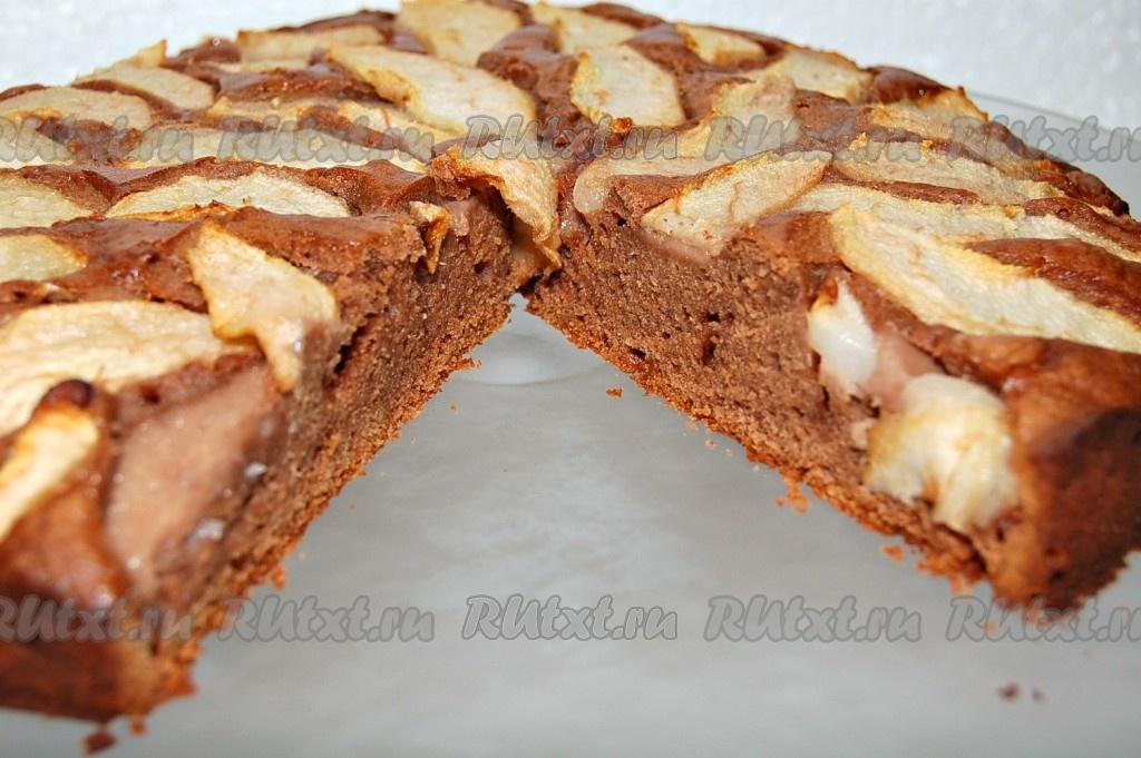 Как сделать пирог сладкий простой 587