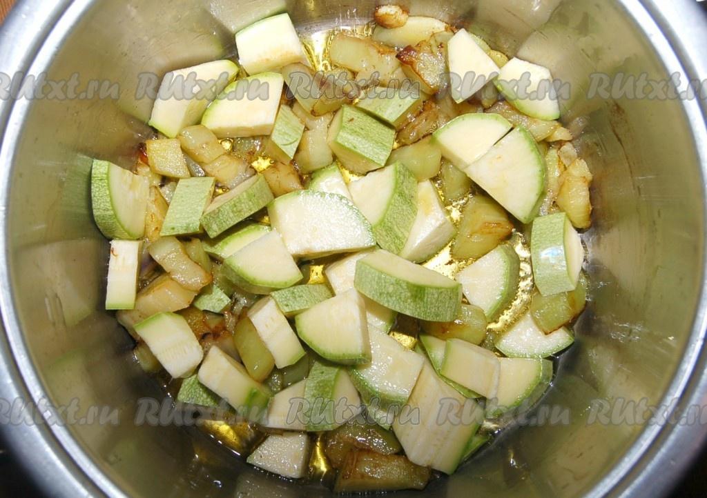 как потушить овощи в кастрюле