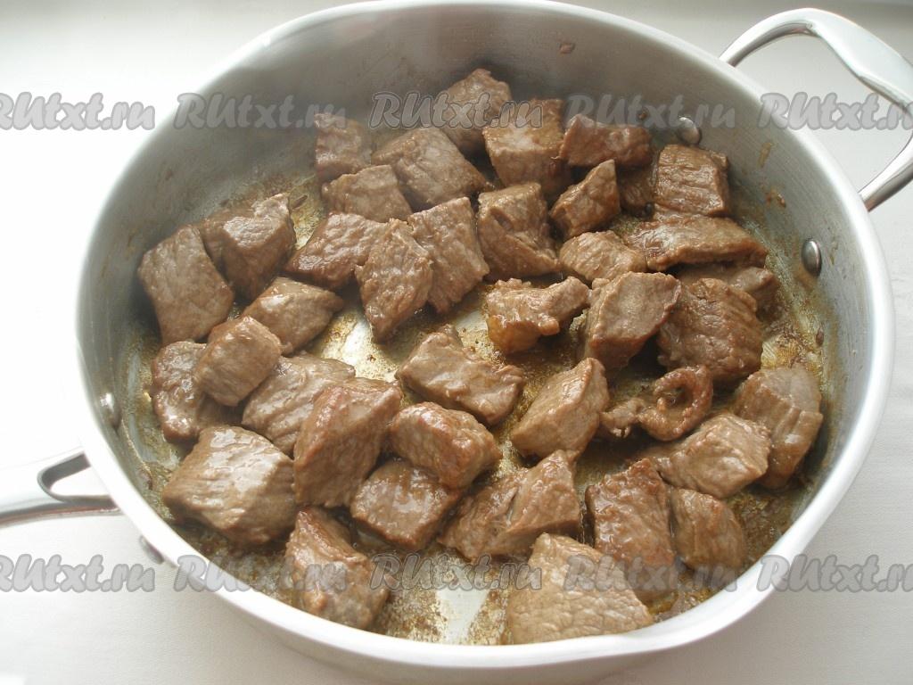 Как сделать румяную корочку на мясе в духовке