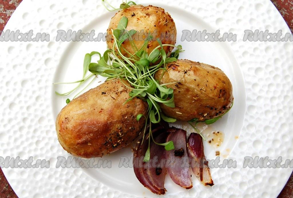 Мелкая картошка в духовке рецепты 134