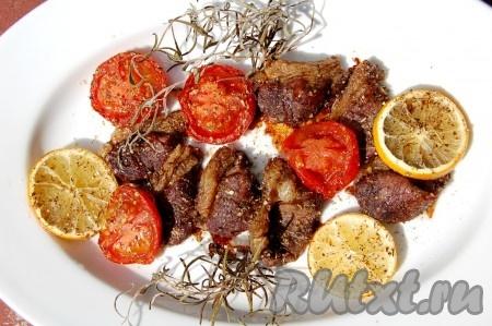 Горячие блюда из баранины - рецепты