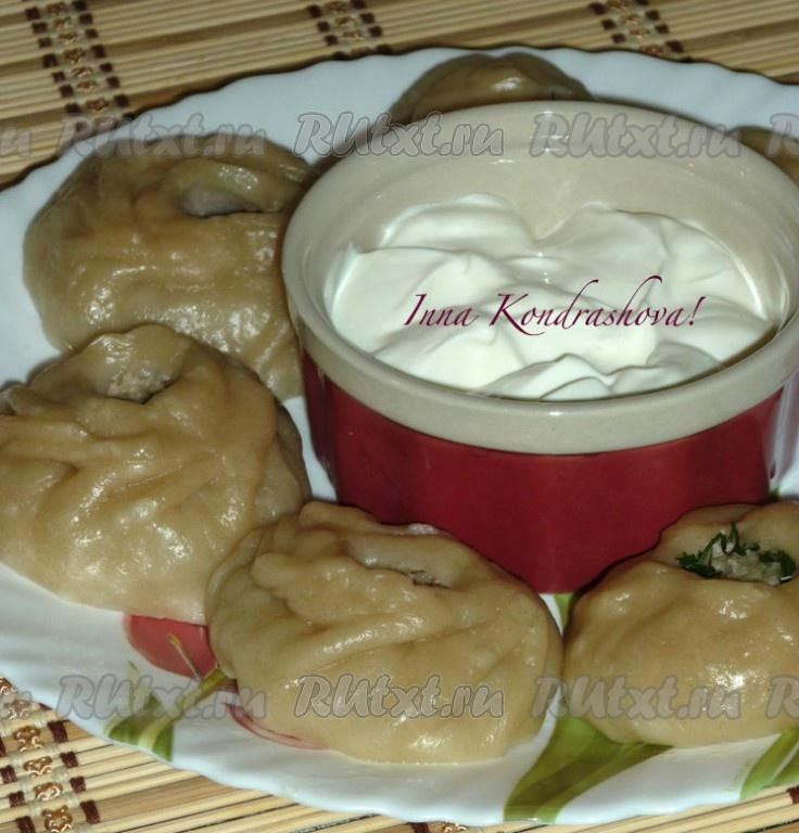 бурятские позы рецепт приготовления с фото как лепить красиво