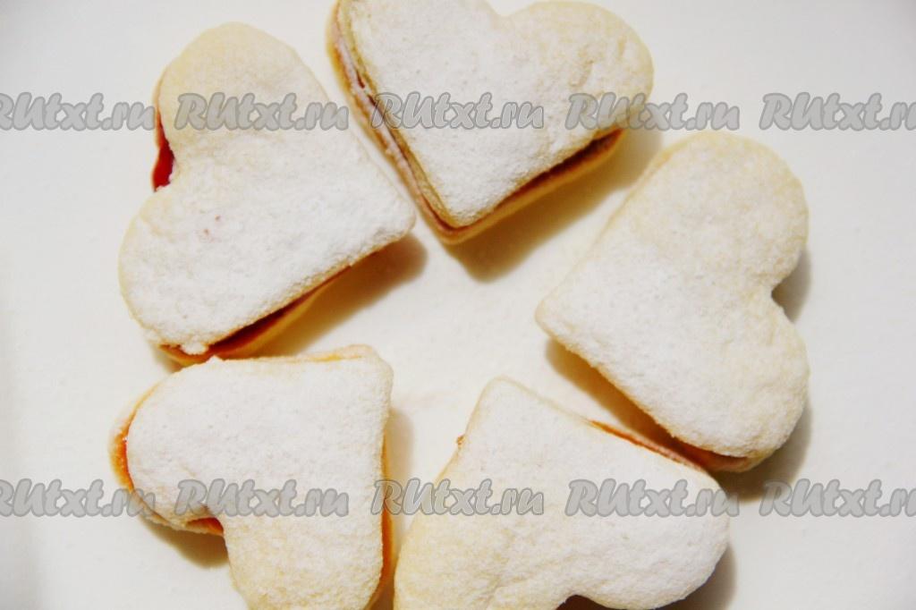рецепт песочного пирога с вареньем в мультиварке