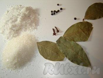 Ингредиенты для засолки