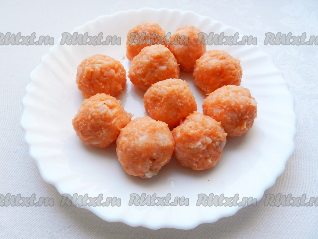 Тефтели с рисом в томатном соусе рецепт с пошаговым в духовке 88