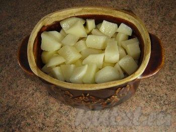 Еще картофель